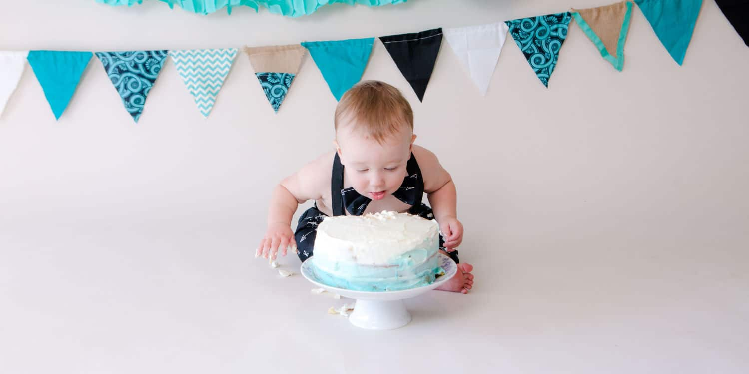 Tamara Stone Cake Smash Photography